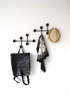 Menu Coat Hanger by Afteroom