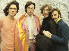 ♥♥♥♥George H. Harrison♥♥♥♥  ♥♥J. Paul McCartney♥♥  ♥♥John W. O. Lennon♥♥  ♥♥Richard L. Starkey♥♥