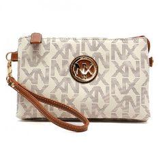 NX Signature Collection Wristlet/Clutch Mini Bag – Handbag Addict.com