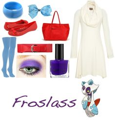oooh i love froslasses they are so pretty