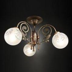 Tuscanor - Traditional Ceiling Light - TUSLU 1716/3