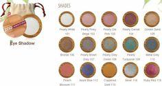 ZAO Organic Makeup - Organic Pearly Eye Shadow (17 colors) - $32.50 | #ZAO #ZAOorganic #Makeup #Cosmetics #OrganicMakeup #GlutenFree #CrueltyFree #ChemicalFree #AllNatural #NaturalProducts #EyeShadow