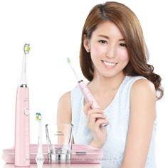 Idealna szczoteczka dla każdej kobiety: http://spadental.pl/rozowa-philips-sonicare-diamond-clean-szczoteczka-elektryczna-888
