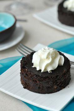 Mini csokitorta gluténmentesen - nem csak gluténérzékenyeknek!