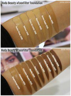 Contour & Strobe Lip Set by Huda Beauty #7
