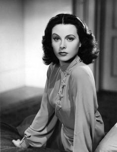Hedy Lamarr, photo by Clarence Sinclair Bull