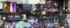 Graffiti from Belo Horizonte /Brasil with gbl,seth,hyper,dalata,dms,figo,saile,vato,lucas,mts