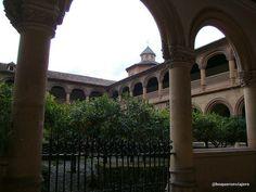 The San Jerónimo Monastery in Granada, a beautifully hidden treasure