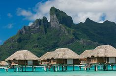 Would love to visit bora bora for the diversity and breathtaking views! #LuxBride