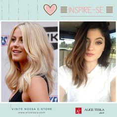 Precisando de uma inspiração para o novo corte de cabelo? Quer dar uma renovada e mudar o visu? Inspire-se no corte da vez, cabelo médio é o novo charme.