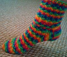cutecrocs.com crochet socks (09) #crocheting