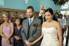 Exchange the stefana (crowns) #getmarriedingreece #kefaloniawedding #orthodoxwedding #oldchurch
