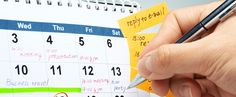 Check out these seven strategies for decluttering your calendar and regaining control of your schedule.