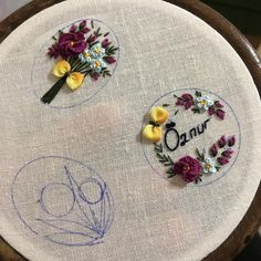 Embroidery Hoop Mobile except Embroidery Tattoo Style for Embroidery Patterns Hand Stitching. Bullion Embroidery, Brazilian Embroidery Stitches, Embroidery Tattoo, Embroidery Sampler, Hand Embroidery Stitches, Embroidery Kits, Ribbon Embroidery, Embroidery Needles, Embroidery Supplies