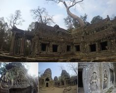 Temples of Angkor – The Girls Who Wander Angkor, The Girl Who, Temples, Cambodia, Wander, Tower, Building, Girls, Travel