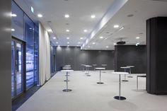 L-001 Lift table. Finlanditalo / Finlandiahall.