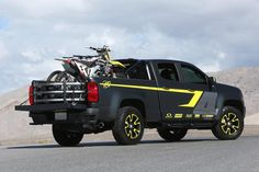 Custom Chevy Colorado by Ricky Carmichael - MotorwardMotorward