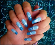Nail Polish Designs for Longer Nails