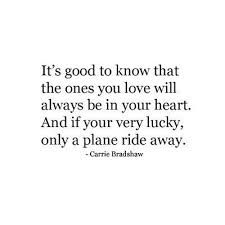Carrie Bradshaw only a plane ride away Great Quotes, Quotes To Live By, Funny Quotes, Inspirational Quotes, Awesome Quotes, Motivational, City Quotes, The Carrie Diaries, Thing 1