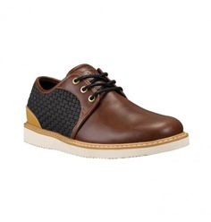 Soldes - Timberland A17AP - Newmarket Mixed Media Oxford Homme