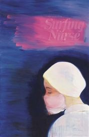 Artwork by Richard Prince, Surfing Nurse, Made of Inkjet print and acrylic on canvas.