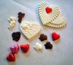 white chocolate v-day