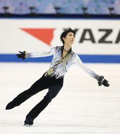"#NHK Trophy FS. ""Phantom of the Opera"". 2014/11/29"