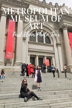 The Metropolitan Museum of Art is one of the biggest art museums in the world. I only managed the 1st floor in a 5 hour visit. Here's the pictures to prove it