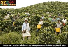 Colombian National Coffee Day, June 27