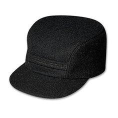 16b854e732fce Filson SM Black Mackinaw Cap 60040 Hunting Hat