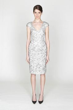 Monique Lhuillier Pre-Fall 2012 Womenswear
