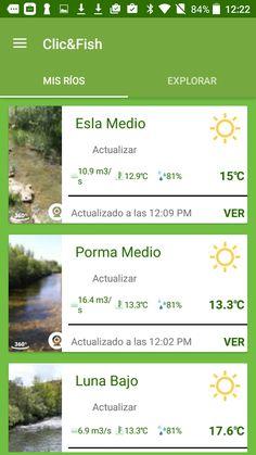 Clic&Fish - La App de Pesca: captura de pantalla