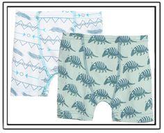 KicKee Pants Boxer Briefs-Natural Southwest/Aloe Armadillo-kickee pants boxer briefs,KicKee pants,Kickee underwear,kicky pants underwear,KicKee Pants,Kickee