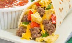 McDonald's Breakfast Burrito | Recipe | The Daily Meal