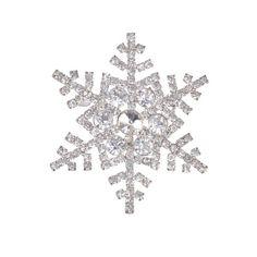 Snowflake Dainty Winter Christmas Holiday by LaurenSpencerJewelry