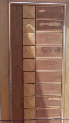 House Front Wall Design, Home Door Design, Wooden Front Door Design, Home Stairs Design, Door Design Interior, Wooden Doors, Door Design Photos, Porte Design, Modern Exterior Doors