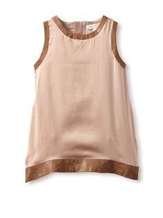 78% OFF Pale Cloud Girl\'s Frida Dress (Soft Pink)
