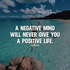Via @adillaresh A negative mind will never give you a positive life. Like this? Let us know, follow and share it with your friends! ➡️ @npmusik for love quotes! #adillaresh - Tap the link now to Learn how I made it to 1 million in sales in 5 months with e-commerce! I'll give you the 3 advertising phases I did to make it for F