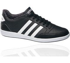 Sneaker HOOPS VL LOW von adidas neo label in schwarz - deichmann.com