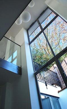 Modern property refurbishment