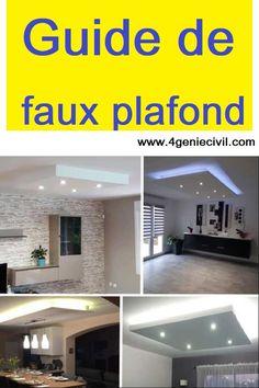 False ceiling guide in pdf Civil Construction, Construction Documents, Building Logo, Building A House, Roof Design, Ceiling Design, Plasterboard, Autocad, Modern Architecture