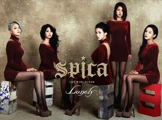 SPICA releases CSI video for 'Lonely' comeback