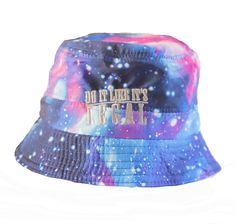 Do It Like It's Legal - Galaxy Blue - Bucket Hat