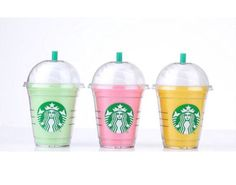 Starbucks Frapp Portable iphone Charger