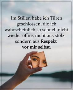 German Quotes, Depression, My Life, Movie Posters, Poetry, Pride, Inspiration Quotes, Inspirational Quotes And Sayings, Hilarious Quotes