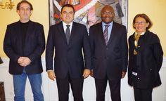 Entretien à la Délégation Interministérielle pour l'égalité des chances des Français des Outre-mer