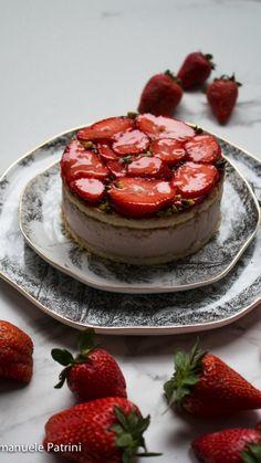 Torta Fragole e yogurt