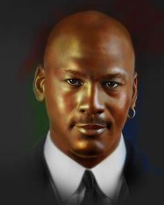 Michael Jordan by ~SoulOfDavid on deviantART