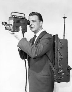 Mobile filming camera