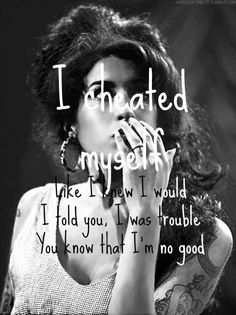 Amy Winehouse - You Know Im No Good (Chords)